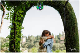 Proposal in Granada - Wedding Photographer Granada