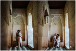 elopement session Alhambra