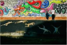 Fotografía preboda Urbano por las calles de Málaga